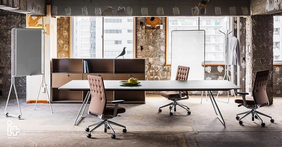 イトーキとインターオフィスのコラボレーション・ブランド i+ 2017 年新作発表会のご案内